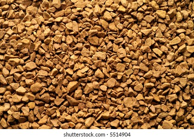 Instant coffee powder  background