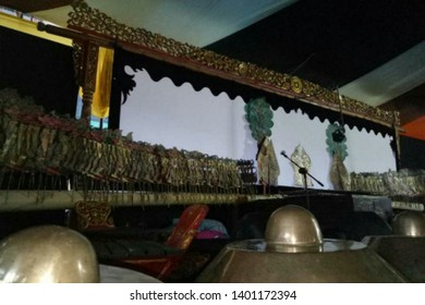 The Instrument of Gamelan and Wayang