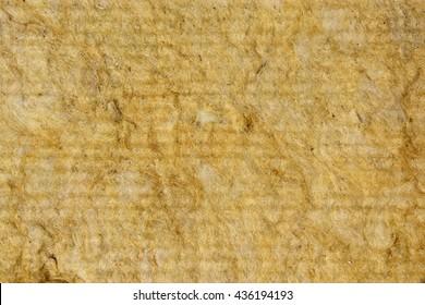 Insulation Materials - Glass Wool Detail