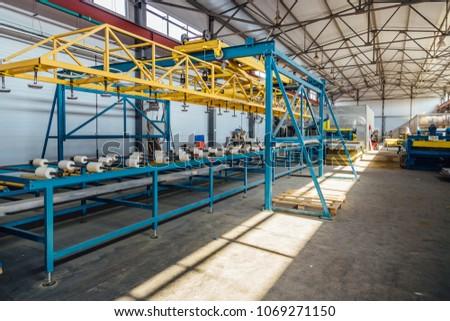 Insulation Sandwich Panel Production Line Machine Stock
