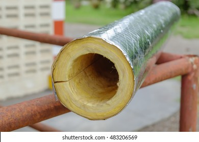 insulator pipes use in the industrial or petrochemical plant