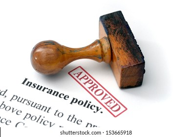 Insurance policy - approved