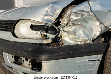 insured damage after an accident