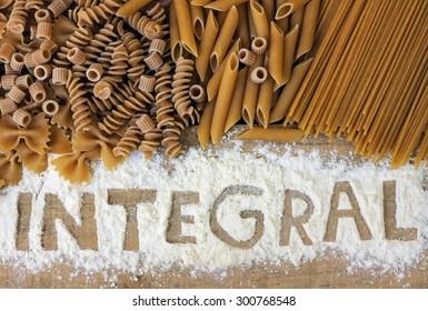 Integrals pasta