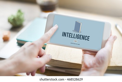 Intelligence Education Knowledge Book Study Concept