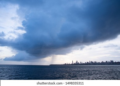 Intense rainfall in Mumbai city after Monsoon get arrived in Maharashtra, Mumbai and its suburbs have been experiencing heavy rainfall which causes water logging in many posh areas.