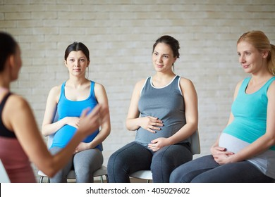 Interaction of pregnant women