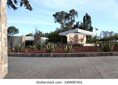 Interactive Museum of the Battle of Puebla in Puebla ,México diciembre 2013