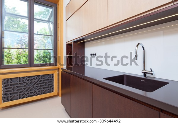 Interior Apartment Art Deco Style Stock Photo Edit Now 309644492