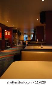 Interior Of Bar & Restaurant