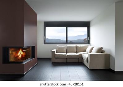 interior beautiful house