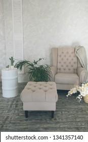 Interior bedroom apartment