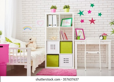 Kids Bedroom Images, Stock Photos & Vectors | Shutterstock