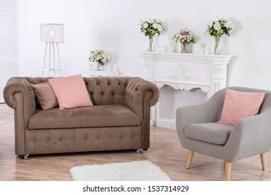 Cozy Chair Images, Stock Photos & Vectors   Shutterstock