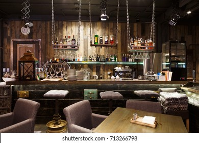 Bar Counter Images, Stock Photos & Vectors | Shutterstock