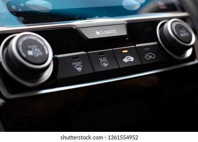 Car Centre Console Images Stock Photos Vectors Shutterstock