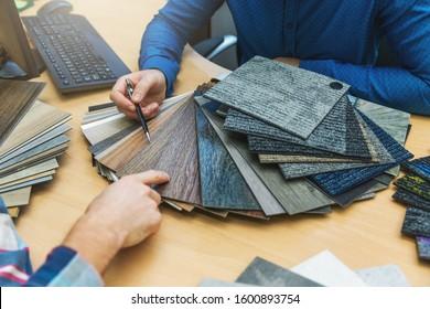 Flooring Salesman Images Stock Photos Vectors Shutterstock