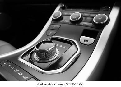 Interior Design New Auto Gear car transmission shiftier