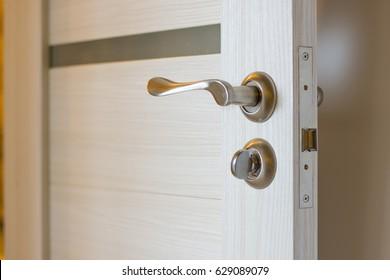 interior door, door handle