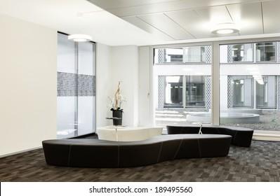 Modern interior design living room d stockillustration