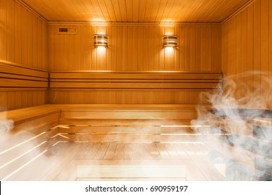 Sauna Room Images Stock Photos Vectors Shutterstock