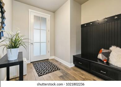 Interior Home Entrance