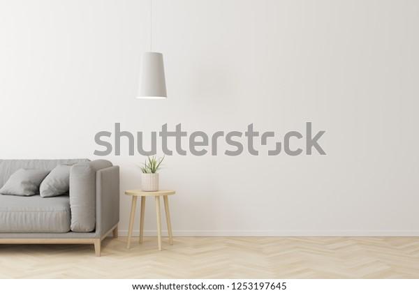 Photo de stock de L\'intérieur du salon de style moderne ...