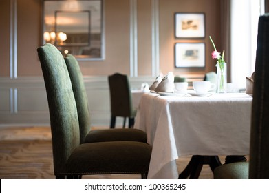 Interior Look of an elegant Cafe