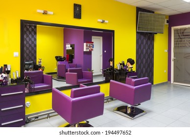 Beauty Salon Interior Images Stock Photos Vectors Shutterstock