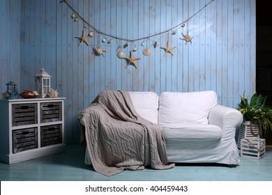 interior marine design for relax