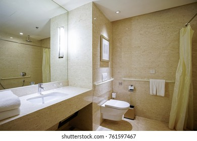 Modern bathroom art deco style shower stock illustration royalty
