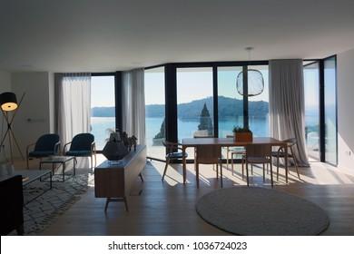 Interior of a modern house
