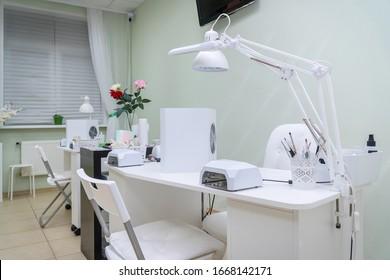 Interior nail salon and manicurist jobs in the spa salon