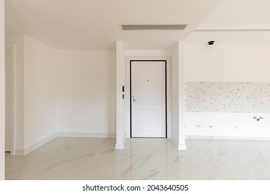 Interior of a new unoccupied apartment