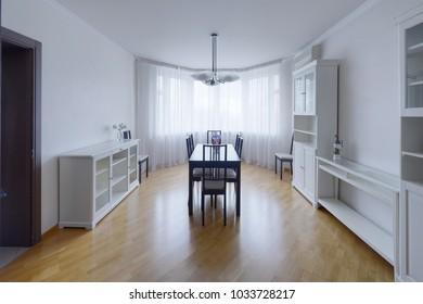 Interior room modern house.