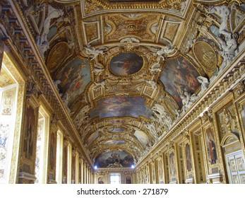 Interior Room of Versailles