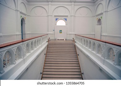 Interior Of The Stedelijk Museum At Amsterdam The Netherlands 2019