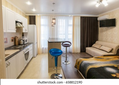 Studio Apartment Images, Stock Photos & Vectors | Shutterstock