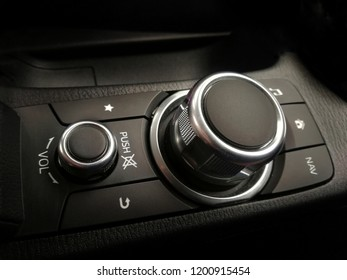 The interior of vehicle have a many buttom of control to safe the driver while driving.
