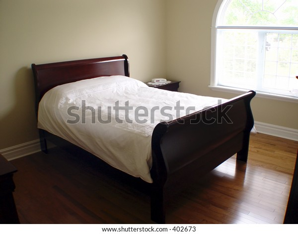 Interior view of Bedroom