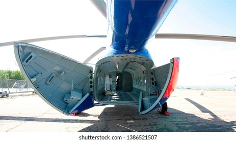 Military Cargo Plane Interior Images, Stock Photos & Vectors