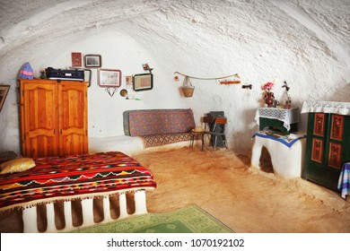 Interior in the village of Berbers