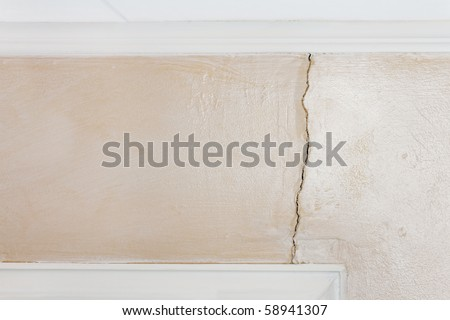 Interior Wall Glazed Paint Shows Structural Stock Photo (Edit Now ...