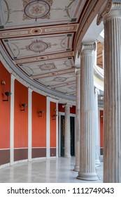 Interior of the Zappion