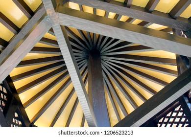Interiors ceiling design