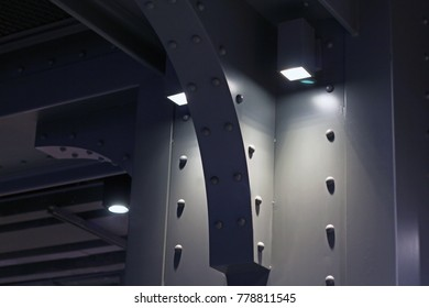 Interior,Steel Structures,Inside the building