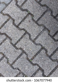 interlocking pavement stones