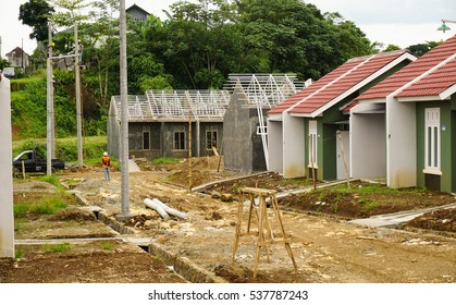 intermediate real estate project photo taken in Bogor Indonesia
