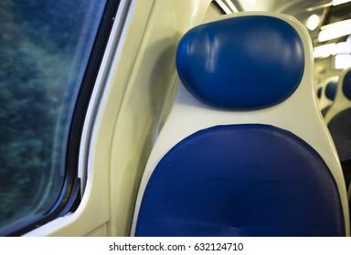 Intern of italian region train in April 2017