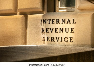 Internal Revenue Service federal building Washington DC USA
